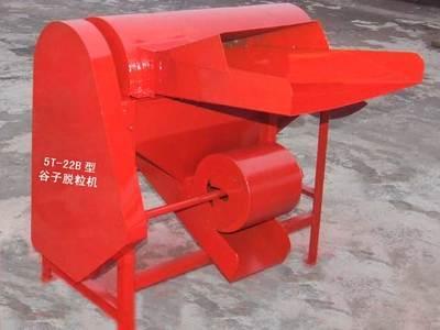 华勤机械5T-28收获处理机械高清图 - 外观