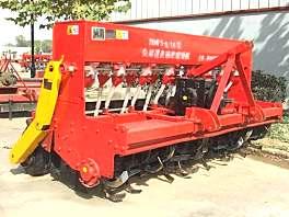 华勤机械2BMFS-3种植施肥机械