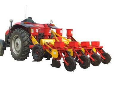 华勤机械2BSF-4种植施肥机械高清图 - 外观