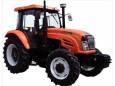哈克农装HT1204拖拉机高清图 - 外观
