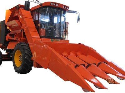 哈克农装4YZ-4玉米收获机高清图 - 外观