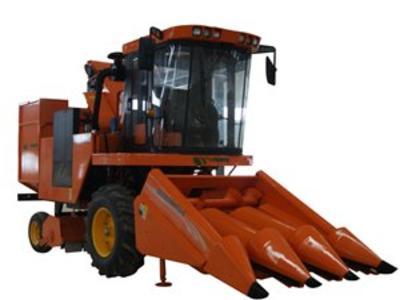 哈克农装4YZ-3玉米收获机高清图 - 外观
