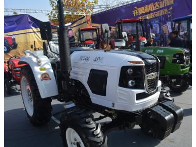奥利达机械ALD404拖拉机高清图 - 外观