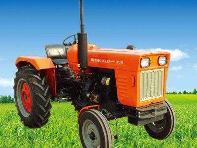 奥利达机械ALD-TS350拖拉机高清图 - 外观