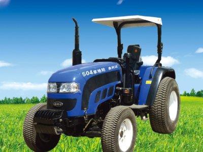 奥利达机械ALD504拖拉机高清图 - 外观