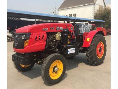 昊田农业450拖拉机高清图 - 外观