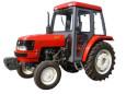 潍拖奥野420拖拉机高清图 - 外观