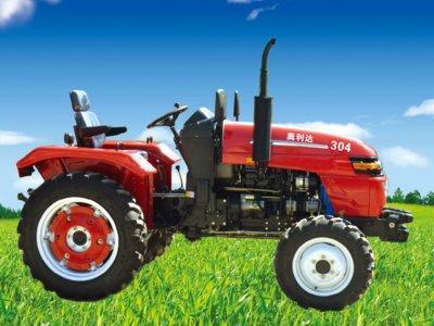奥利达机械ALD-TY304拖拉机高清图 - 外观