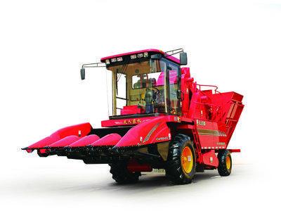 天人农机TR9988-4570玉米收获机高清图 - 外观