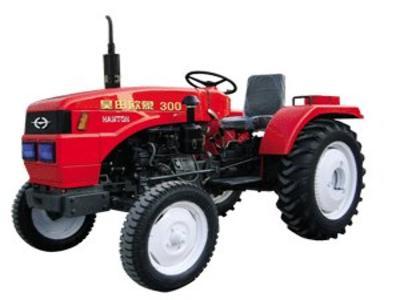 昊田农业TY300拖拉机高清图 - 外观