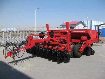 新研所2BMF-24种植施肥机械高清图 - 外观