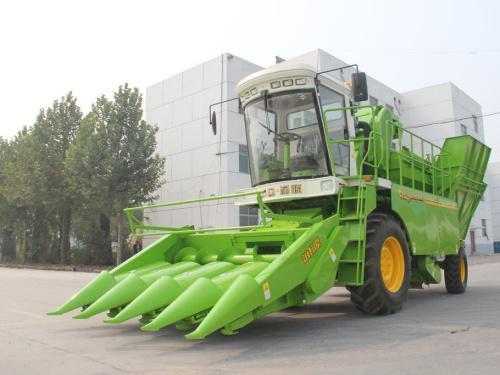 润源4YZ-4(Y4A)玉米收获机