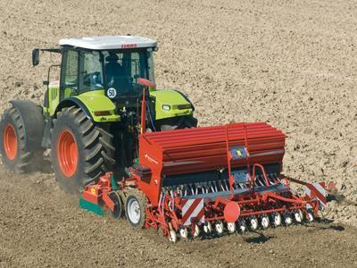 格兰种植施肥机械高清图 - 外观