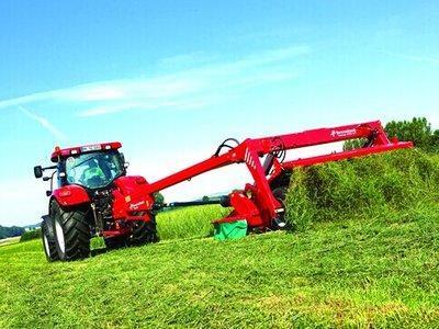 格蘭4300割草機