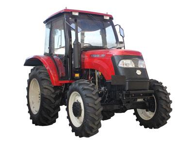 沃得农机奥龙80-110系列轮式拖拉机高清图 - 外观
