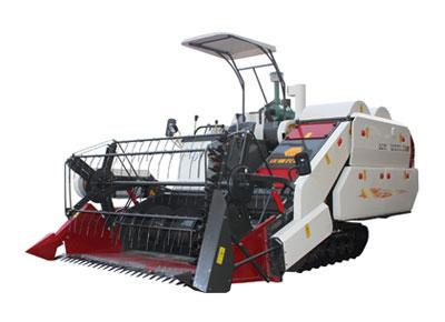 沃得农机4LYZ-2.5A谷物收割机高清图 - 外观