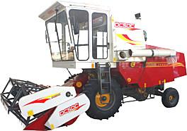 沃得农机DC50C谷物收割机