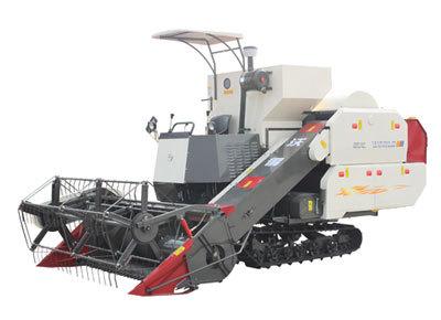沃得农机骄龙新型谷物收割机