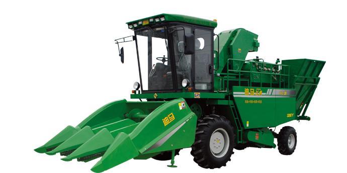 九方泰禾迪马3188Y玉米收获机高清图 - 外观