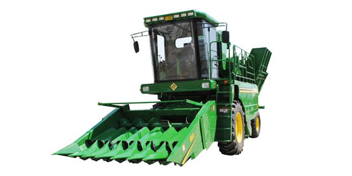 九方泰禾迪马7188Y玉米收获机高清图 - 外观