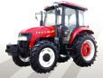 马恒达850B-1004A轮式拖拉机高清图 - 外观
