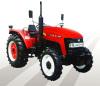 马恒达650-854轮式拖拉机高清图 - 外观
