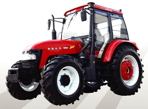 马恒达1004B/1104/1205/1254轮式拖拉机高清图 - 外观