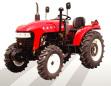 马恒达350B-404B轮式拖拉机高清图 - 外观