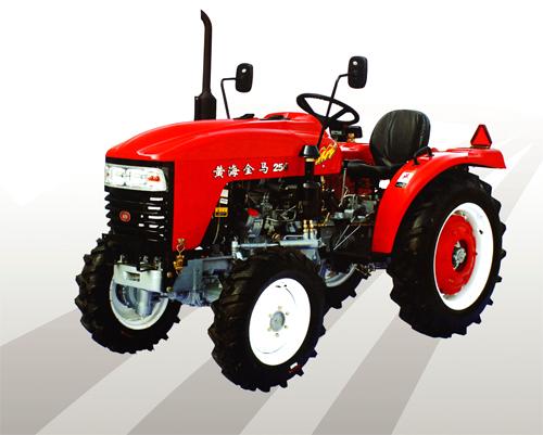 马恒达180-304A轮式拖拉机高清图 - 外观