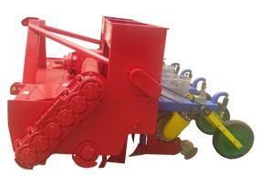 东方红(一拖)2BMYJ-4播种机高清图 - 外观