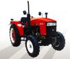 马恒达300-404A轮式拖拉机高清图 - 外观