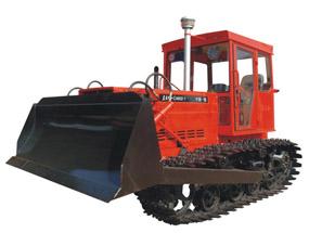 东方红(一拖)CA802-1履带式拖拉机高清图 - 外观