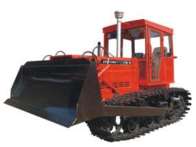 东方红(一拖)CA802-1履带式拖拉机