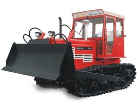 东方红(一拖)1002-A履带式拖拉机高清图 - 外观