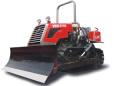 东方红(一拖)C502/C602履带式拖拉机高清图 - 外观
