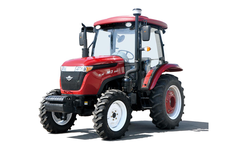 五征MD554轮式拖拉机高清图 - 外观