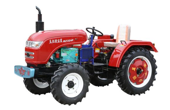 五征WZ324轮式拖拉机