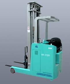 利洲CQD系列电动前移式叉车