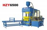 恒兴机械HZY-6500混凝土液压成型机砖机