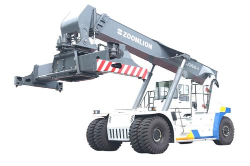 中联重科ZLJCRS45-5集装箱正面吊运
