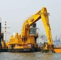 利勃海尔P 9250浮式挖掘机