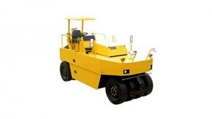 酒井TS200轮胎式压路机