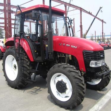 沭河SH1004 tractor四轮拖拉机
