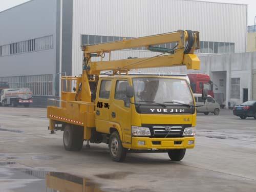 楚飞CLQ5070JGK4NJ型国四跃进高空作业车