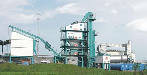 锡通QLB-5000型沥青混合料搅拌设备
