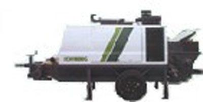 施维英BP1800/2800移动式混凝土泵