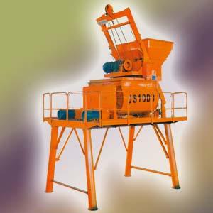 北山JS1000双卧轴强制式混凝土搅拌机