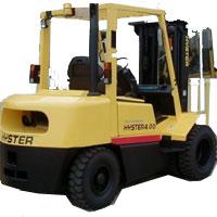 海斯特H3.5-5.0DX内燃叉车
