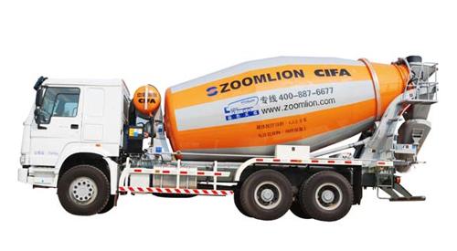 中联重科E系列ZLJ5257GJB3混凝土搅拌运输车