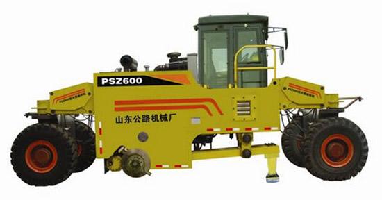路星PSZ600水泥路面共振破碎机